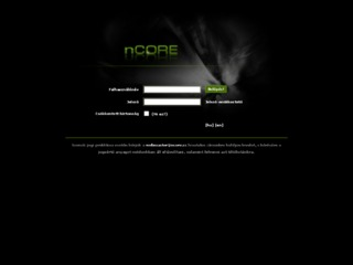 nCore torrent tracker
